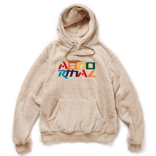 RBL FLEECE HOOD (BEIGE)