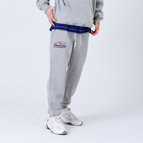 DS TRAINING PANTS (GRAY)