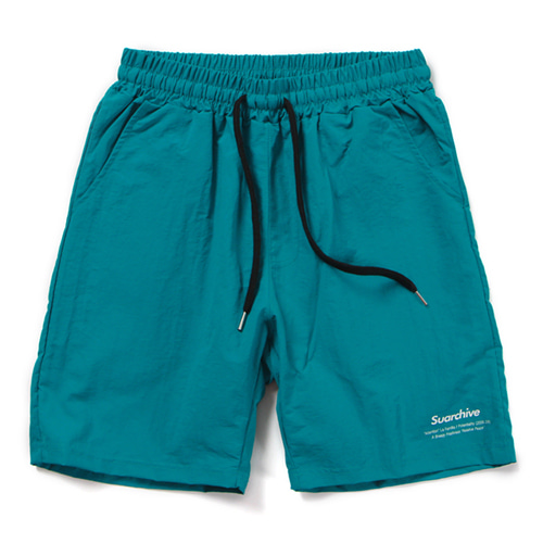 SUAC TRAINING PANTS (BLUE GREEN)