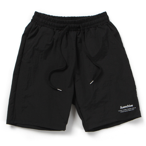 SUAC TRAINING PANTS (BLACK)
