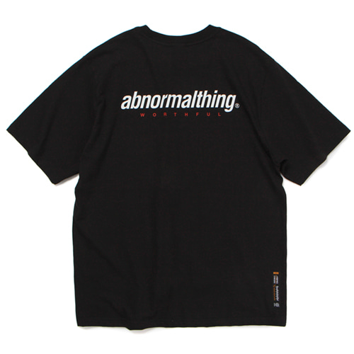 AW MANUALS T-SHIRT (BLACK)