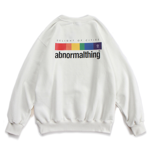 RB20 CREWNECK (WHITE)