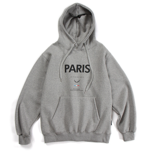 PARIS HOOD (GRAY)
